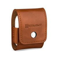 StilGut AirPod Case cognac