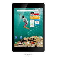 HTC Google Nexus 9 16 GB WiFi Android 5.0 Lollipop schwarz
