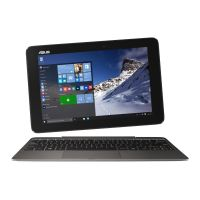 "Asus T100HA-FU002T-x5-Z8500 2GB32GB 25,7cm/10"" Intel HD W10"