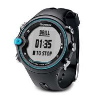 Garmin Swim Fitnesstracker schwarz/grau