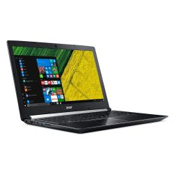 Acer Aspire 7 A717-71G-735Q Notebook i7-7700HQ SSD Full HD GTX 1050Ti Windows 10 Bild0