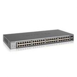 NETGEAR GS750E 48-Port Smart Managed Plus Switch mit 2 SFP-Ports Bild0