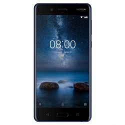 Nokia 8 64GB tempered blue Android 7.1 Smartphone Bild0