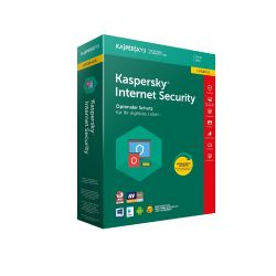 Kaspersky Internet Security Upgrade (Code in a Box) Minibox Bild0