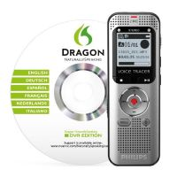 Philips Voice Tracer DVT 20050 Digitales Stereo Diktiergerät 4GB Dragon DVR 13