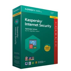 Kaspersky Internet Security 3 Geräte Upgrade (Code in a Box) MiniBox Bild0