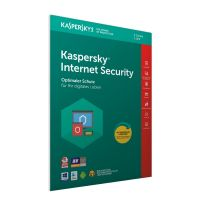 Kaspersky Internet Security 5 Geräte (Code in a Box) FFP