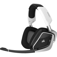 Corsair Gaming VOID PRO Wireless RGB WHITE Dolby 7.1 Surround Gaming Headset