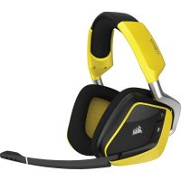 Corsair Gaming VOID PRO SE kabelloses Dolby 7.1 Gaming Headset gelb