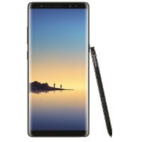 Samsung GALAXY Note8 midnight black N950F 64 GB Android Smartphone