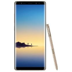 Samsung GALAXY Note8 maple gold N950F 64 GB Android Smartphone Bild0