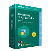 Kaspersky Total Security 3 Geräte (Code in a Box) MiniBox