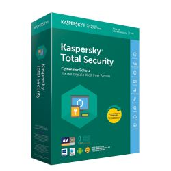 Kaspersky Total Security 3 Geräte (Code in a Box) MiniBox Bild0