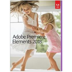 Adobe Premiere Elements 2018 MiniBox SWE, svenska Bild0