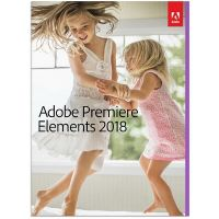 Adobe Premiere Elements 2018 Upgrade MiniBox