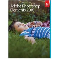 Adobe Photoshop Elements 2018 Upgrade Minibox ENG, english
