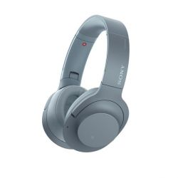 Sony WH-H900NL Bluetooth Noise Cancelling Over Ear Kopfhörer blau Bild0
