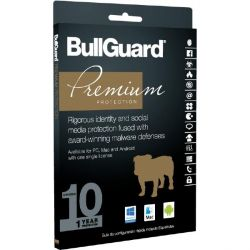 BullGuard Premium Protection 2017 10 Device 1 Jahr MiniBox Attach Bild0