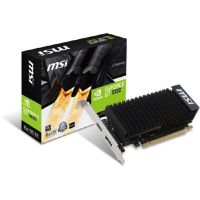 MSI GeForce GT 1030 2GB GDDR5 Grafikkarte DP/HDMI passiv, Low Profile