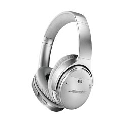 BOSE Quietcomfort 35 QC35II Over Ear silber Noise Cancelling Wireless Kopfhörer Bild0