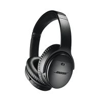 BOSE Quietcomfort 35 QC35II Over Ear Schwarz Noise Cancelling Wireless Kopfhörer