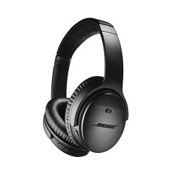 BOSE Quietcomfort 35 QC35II Over Ear Schwarz Noise Cancelling Wireless Kopfhörer Bild0