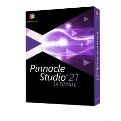 COREL Pinnacle Studio 21 Ultimate EU (DE) MiniBox Bild0