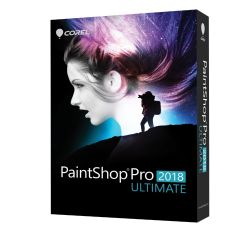 COREL PaintShop Pro 2018 ULTIMATE (DE) MiniBox  Bild0