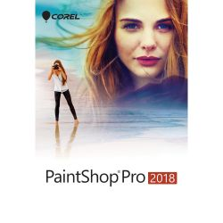 COREL PaintShop Pro 2018 (ML) MiniBox  Bild0