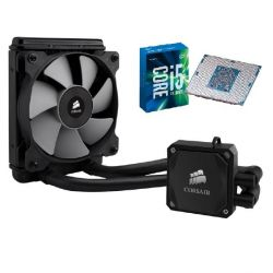 Intel Core i5-7600K & Corsair Hydro Series H60 Wasserkühlung Bundle Bild0