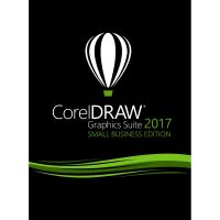 CORELDRAW Graphics Suite 2017- Small Business Edition ENG