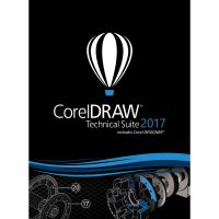 CORELDRAW Technical Suite 2017 Upgrade (ML) ESD