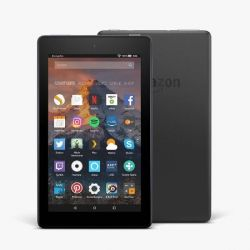 Amazon Fire 7 Tablet WiFi 16 GB mit Spezialangeboten Bild0