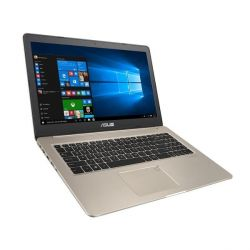 Asus N580VD-FI506T Notebook i7-7700HQ SSD Full HD GTX1050 Windows 10 Bild0