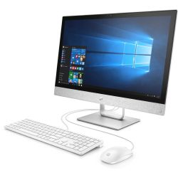HP Pavilion 24-r052ng All-in-One-PC i3-7100T 8GB 1TB Full HD Windows 10 Bild0