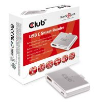 Club 3D USB-C Smart Kartenleser CSV-1590