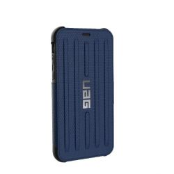 UAG Metropolis Folio Case für Apple iPhone X cobalt blau Bild0