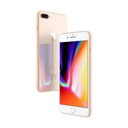 Apple iPhone 8 Plus 256 GB Gold MQ8R2ZD/A Bild0