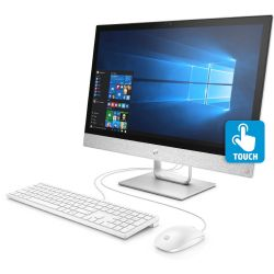 HP Pavilion 24-r066ng All-in-One i7-7700T 16GB 1TB SSD FHD Touch Windows 10 Bild0