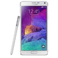Samsung GALAXY Note 4 N910F frost white Android Smartphone