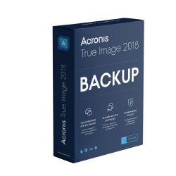 Acronis True Image 2018 1 PC MiniBox ITA Bild0