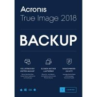 Acronis True Image 2018 1 PC MiniBox ENG