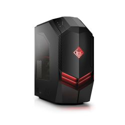 OMEN by HP 880-079ng Gaming PC i7-7700K 16GB 1TB 256GB SSD RX580 Windows 10 Bild0