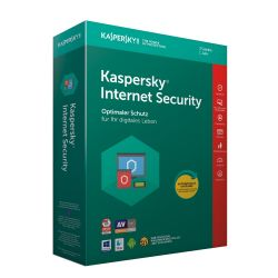Kaspersky Internet Security 3 Geräte (Code in a Box) Minibox - Aktion Bild0