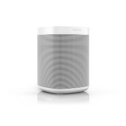 Sonos ONE weiß kompakter Multiroom All-in-One Smart Speaker Sprachsteuerung Bild0