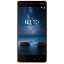 Nokia 8 64GB polished copper Android 7.1 Smartphone Bild0