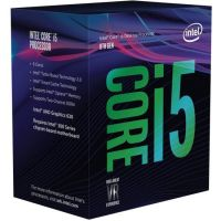 Intel Core i5-8600K 6x3,6 (Boost 4,3)GHz 9MB-L3 Cache  Sockel 1151 (Coffee Lake)