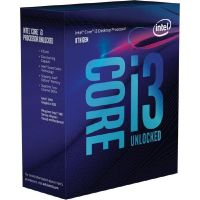 Intel Core i3-8100 4x3,6GHz 6MB-L3 Cache Sockel 1151 (Coffee Lake)