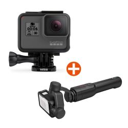 GoPro HERO6 Black Action Cam mit GoPro Karma Grip Bild0