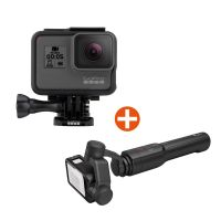 GoPro HERO5 Black Action Cam mit GoPro Karma Grip